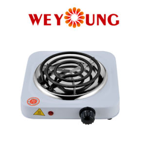 Portable Single Burner Electric Spiral Element Hotplate Cooker