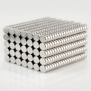 Competitive Permanent NdFeB Neodymium Magnet -It Magnet for Car