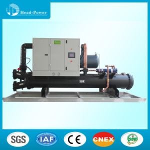 360kw 560kw HVAC Water Cooled Screw Chiller pictures & photos