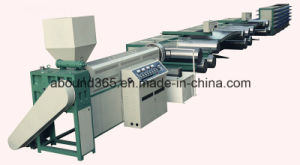 PP Flat Yarn Extruding Machine and Winding Machine