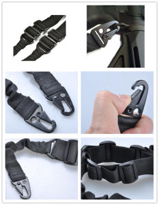 3-Colors Military Hunting 2/Two Point Bungee Sling Ar15 Tactical Gear pictures & photos
