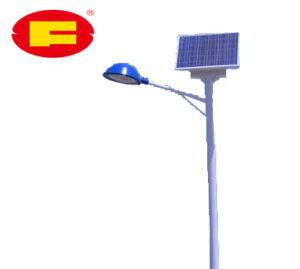 LED Solar Street Light with High Rate Solar Panel and MPPT Controller