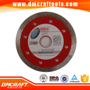 Granite Cutting Ultra Thin Diamond Saw Blade pictures & photos