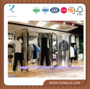 Exhibition Stand Clothes : China fashion interior exhibition display stand for clothes shop