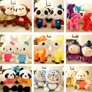 Customized Bear Soft Toy Promotion Gift Factory