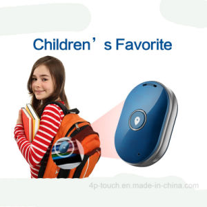 GPS+Lbs Pet GPS Tracking Device with Panic Button Pm01 pictures & photos