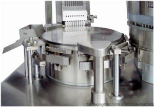 High Quality Automatic Capsule Machine Pharmaceutical Equipment Filling Machine (NJP-2-3800C) pictures & photos