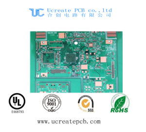 4 Layer PCB Assembly with UL ISO RoHS pictures & photos
