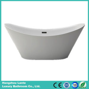 Wholesale Freestanding Seamless Bathtub with Drain (LT-22D) pictures & photos