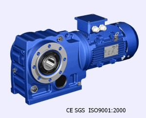 Gearbox Speed Reducer Gearing Arrangement