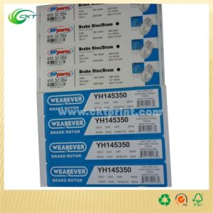 Professional Sticker Labels in Competitive Price (CKT-LA-663)