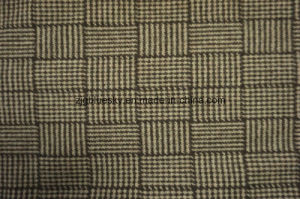 Wool Fabric with Woolen and Tweed