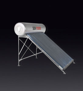 Vacuum Tube Solar Water Heater (SP-470-58/1800-30) pictures & photos