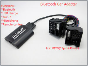 (5 series E39/X3/X5/z4/z8/range rover/R5X) Car Bluetooth Adapter for BMW pictures & photos