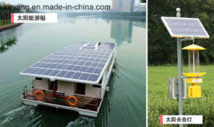 High Quality Solar Module/Panel with Monocrystaline for Street Light / Solar Panel System