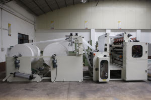 Facial Tissue Paper Machine for Prodcution Line (Hz-180) B