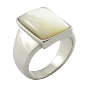 Jewelry White Stone Ring Fashion Single Women Ring pictures & photos
