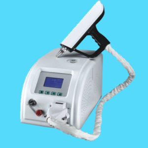 Portable Q Switch Laser Machine for Tattoo and Freckle Removal
