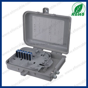 Fdb 36core PC ABS Plastic Metal PLC Splitter Outdoor FTTH Terminal Junction Box pictures & photos