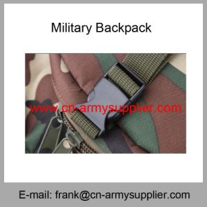 Police-Camouflage-Army-Outdoor Backpack-Military Backpack pictures & photos