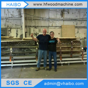 Very Fast Drying The Timber for Hf Vacuum Dryer Machine