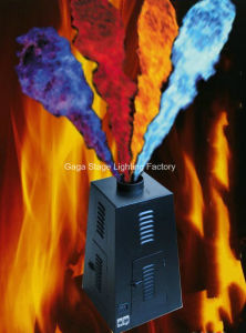 4in1 Colorful Multi Flame Projector Stage Fire Flame Machine pictures & photos