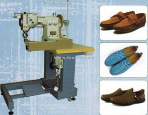 Tubular Moccasin Sewing Machine pictures & photos