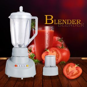 New Design CB-B151P Plastic Jar 4 Speeds 3 in 1 Electric Blender pictures & photos