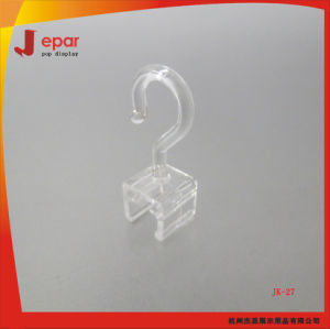 Supermarket Plastic Display Hook for Hanging Poster Frame