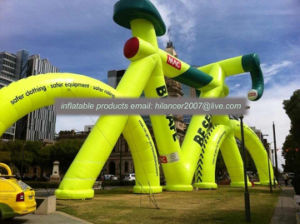 Big Inflatable Giant Bike Model for Sale pictures & photos