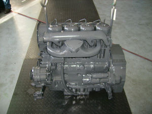 High Quality Air-Cooling Engine Deutz F4l912 Diesel Engines pictures & photos