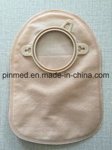 Disposable Two Piece Urostomy Bags pictures & photos