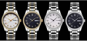 2017 Popular Design 316L Stainless Steel 10ATM Automatic Watch pictures & photos