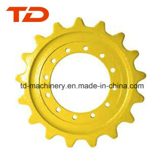 Hitachi Spare Parts Hitachi Undercarriage Parts Hitachi Ex200-2 Ex200-3 Ex200-5 Sprocket 1018740