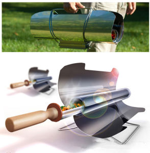 Solar Cooker Mini Portable Solar BBQ Cooker Stove Oven Set, Outdoor Easy Use pictures & photos