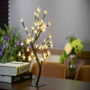 Hot Selling New Design 45cm48LEDs Cherry Tree Light for Decoration pictures & photos