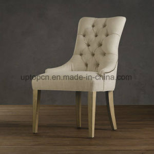 Commercial Hospitality Wooden Leather Living Room Chair (SP-HC084) pictures & photos