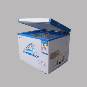 Purswave Bd/Bc-80 80L Vehicle DC Portable Refrigerator by Compressor for Camping 12V24V220V110V-20degree Powered by Solar by Battery pictures & photos