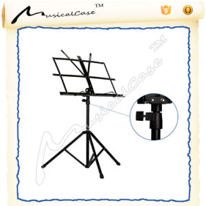 Stainless Iron Guitar Stand with Black Coating pictures & photos