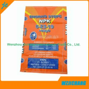 50kg Woven Polypropylene Packing Kraft Paper Cement Bag for Sale pictures & photos