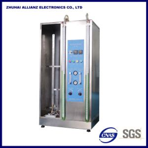 Single Vertical Flame Test Chamber for Insulated Wire
