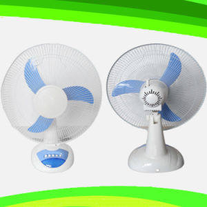 16 Inches 12V DC Table Fan Desk Fan Fan (SB-T-DC1637)