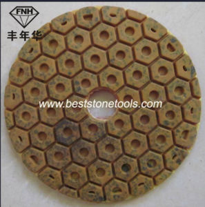 Diamond Flexible Wet Polishing Pads for Concrete