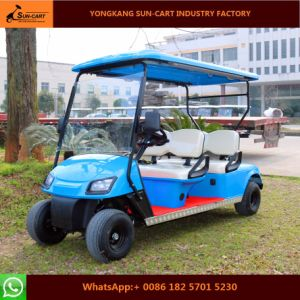 4 Seater Electric Golf Cart (RY-EZ-402C)