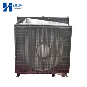 Cummins QSZ13-G diesel motor engine cooler radiator for generator set pictures & photos