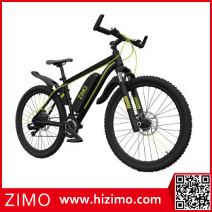 2017 New Model Full Suspension Electric Mountain Bike pictures & photos