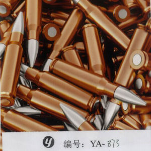 Yingcai Bullet Design 1m Width Water Transfer Printing Hydro Film pictures & photos