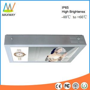 70 Inch Waterproof IP65 Big Outdoor LCD Advertising Screen TV (MW-701OB) pictures & photos