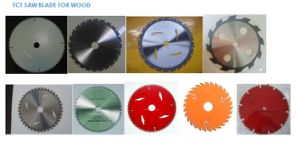 Different Tct Circular Saw Blade for Wood &Aluminum&Cooper&Metal pictures & photos