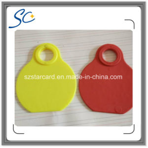 80*65mm Circular Veterinary Neck Tags